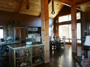 Reclaimed Barn Wood Hand Hewn Timbers, Beams, Cabinets, & Trim
