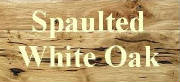 Click here for Spaulted Oregon White Oak Flooring