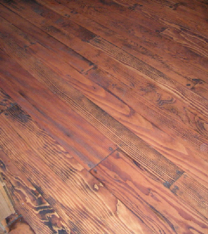 Douglas Fir Flooring Tight Cvg Old Growth Floors